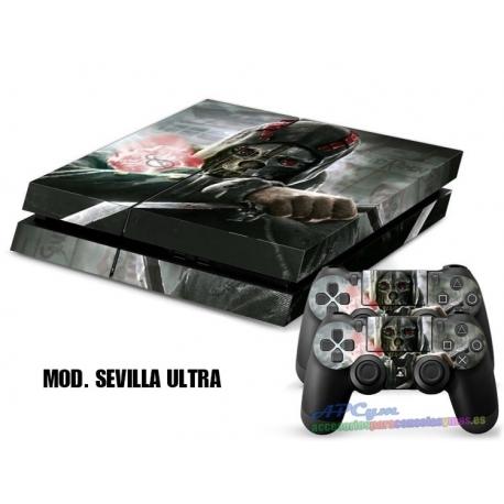 Vinilo Playstation 4 Modelo Sevilla Ultras