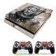 Vinilo Playstation 4 Modelo The Witcher