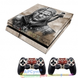 Vinilo Playstation 4 The Witcher