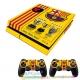 Vinilo Playstation 4 Modelo Barsa Triplete