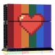 Vinilo Playstation 4 Modelo Gaystation