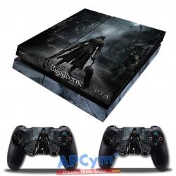 Vinilo Playstation 4 Bloodborne