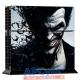 Vinilo Playstation 4 Batman Arkham