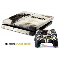 Vinilo Playstation 4 Call Of Duty Advanced Warfare