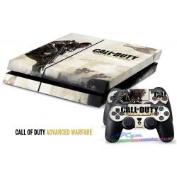 Vinilo Playstation 4 Call Of Duty Advanced Warfare