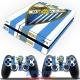 Vinilo Playstation 4 Malaga Futbol CF